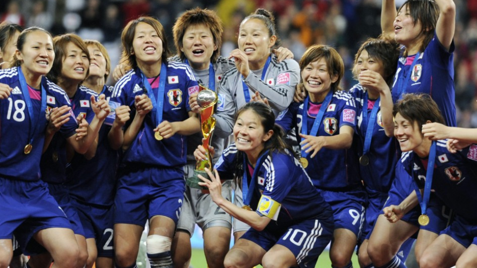 New Japanese Women's League to Champion Equality